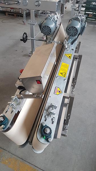 Band Tipi Hamur Çevirme Makinası2