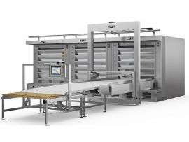 Deck Ovens with Automatic Loading System