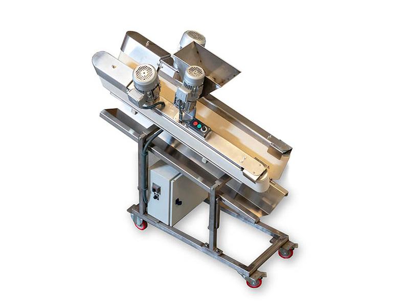 Band Tipi Hamur Çevirme Makinası1