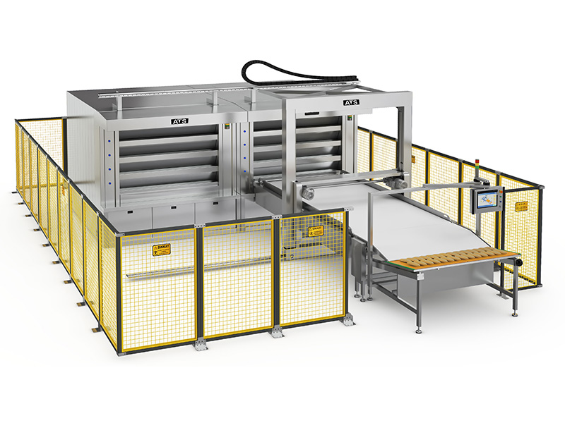 Deck Ovens With Automatic Loading System2