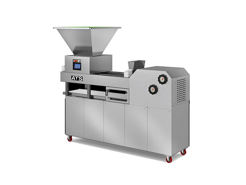 Máquina de Procesamiento de Masa Blanda1