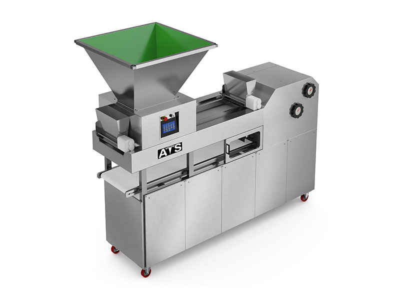 Машина для обработки мягкого теста1