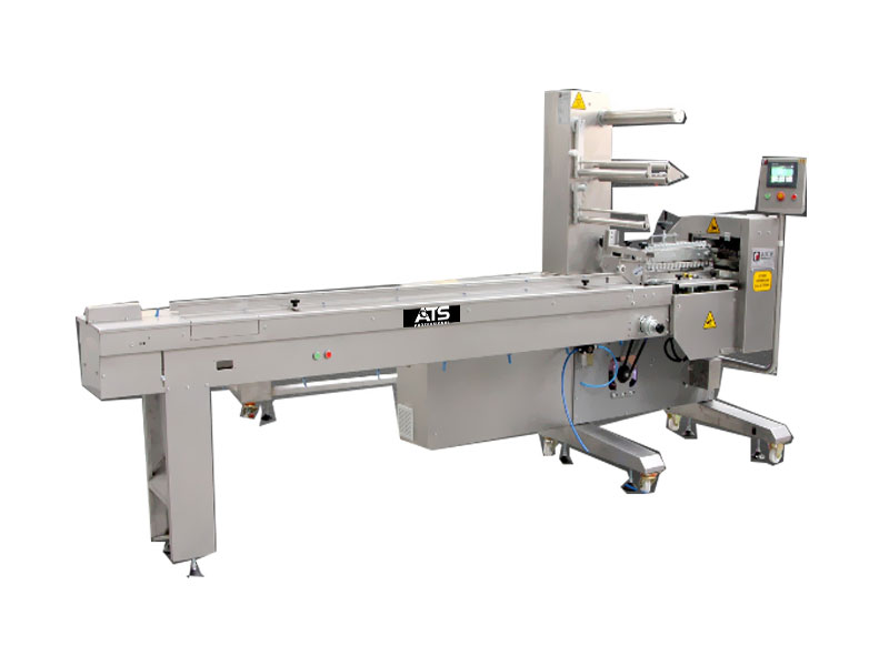 Máquina de embalaje de pan1