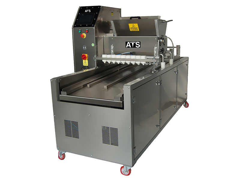 Single or Double Color Cookie Depositor, Cookie Machine1