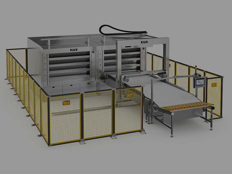 INDUSTRIAL BAKERY SYSTEMS
