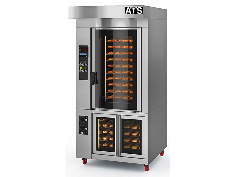 Rotary Convection Oven1