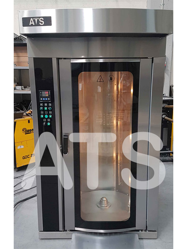 Rotary Convection Oven (15 Tray)1
