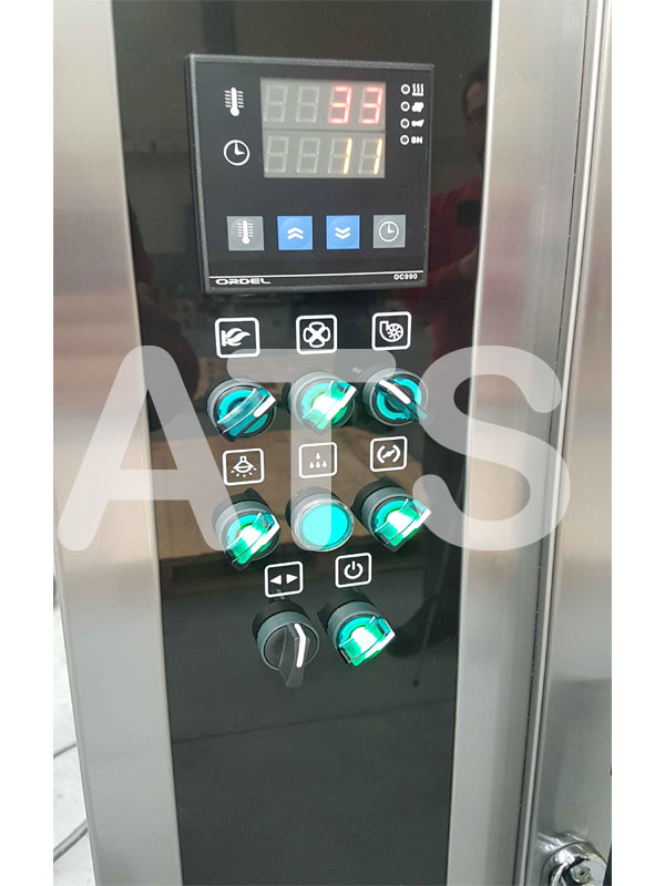Rotary Convection Oven (15 Tray)3